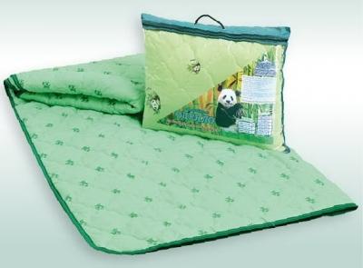 Облегченное полуторное одеяло 140х205 Nesaden  «Бамбук-Эконом»