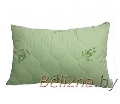 Подушка Бамбук-Премиум 50х70 (двухкамерная на молнии)