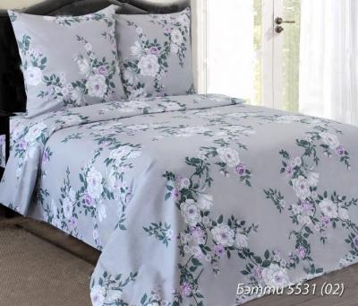 Двуспальное постельное белье из бязи «Бэтти 5531(02)»