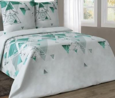 Двуспальное постельное белье из бязи «Born 6067-02»