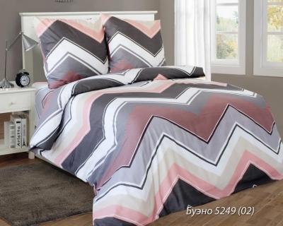 Полуторное постельное белье из бязи «Буэно»