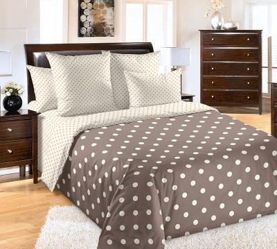 Двуспальное постельное белье из поплина «Элис»