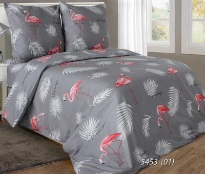 Наволочки (2 шт, пара) 50x70  из бязи «Фламинго 5453»