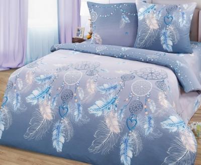 Семейное постельное белье ДУЭТ из бязи «Ловец снов»