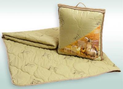 Облегченное двуспальное одеяло 172х205 Nesaden «Верблюд-Эконом»