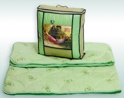 Полуторное одеяло 140х205 Nesaden «Экосоня-бамбук»