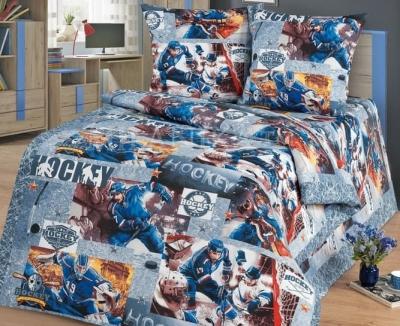 Полуторное постельное белье из бязи «Лидер»