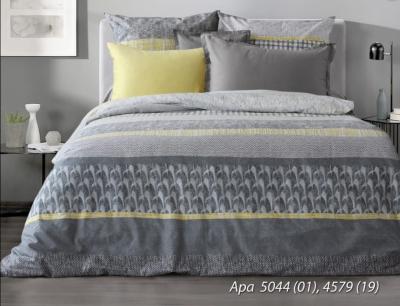Полуторное постельное белье из бязи «Ара»