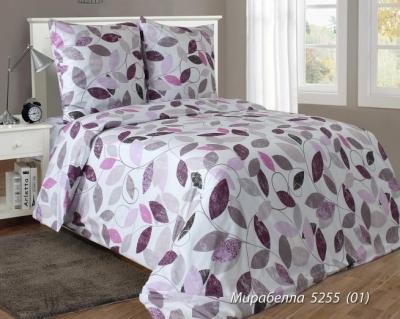 Полуторное постельное белье из бязи «Мирабелла»