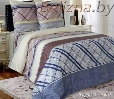Семейное постельное белье ДУЭТ «Форте»