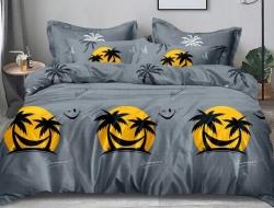 Двуспальное постельное белье из поплина «1763»