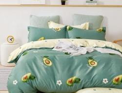 Двуспальное постельное белье из твил-сатина «20-23»