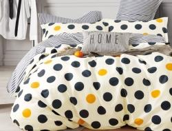 Двуспальное постельное белье из твил-сатина «22-37»