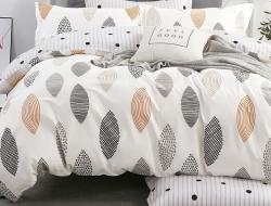 Двуспальное постельное белье из твил-сатина «23-33»
