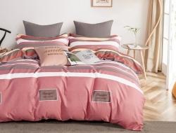 Полуторное постельное белье из твил-сатина «27-14»