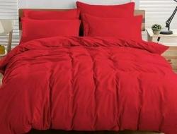 Двуспальное постельное белье из сатина «5602»