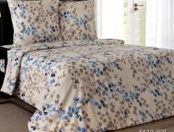 Двуспальное постельное белье из бязи «5619-02»