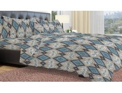 Полуторное постельное белье из бязи «5820»