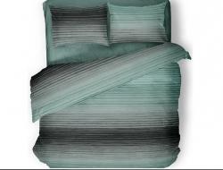Постельное белье ЕВРО из бязи «5878-02»