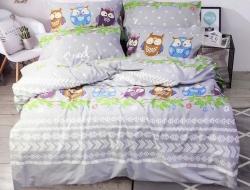 Двуспальное постельное белье из бязи «6002»