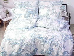 Двуспальное постельное белье из бязи «6068(02)»