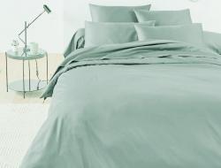Полуторное постельное белье из сатина «629»