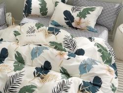 Двуспальное постельное белье из твил-сатина «7-27»