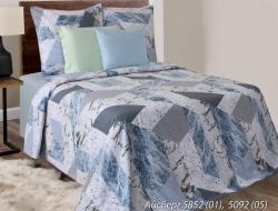Постельное белье «Айсберг». Ткань ТМ «Блакит»