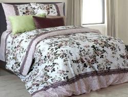 Полуторное постельное белье из бязи «Амелия»