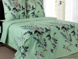 Двуспальное постельное белье из бязи «Аредэль 5529(02)»