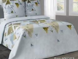 Двуспальное постельное белье из бязи «Born 6067-03»