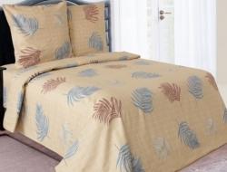 Полуторное постельное белье из бязи «Борнео»