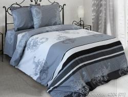 Полуторное постельное белье из бязи «Классик»