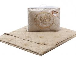 Двуспальное одеяло 172х205 Nesaden «Престиж-Верблюд»