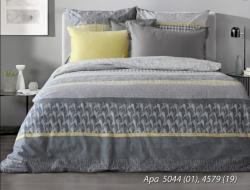 Двуспальное постельное белье из бязи «Ара»