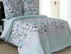 Полуторное постельное белье из бязи «Дюшес»