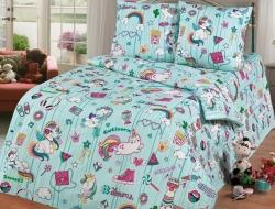 Полуторное постельное белье из бязи «Мечта»