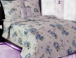 Двуспальное постельное белье из бязи «Николь 5345-02»