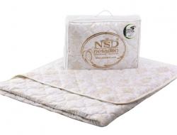 Облегченное полуторное одеяло 140х205 Nesaden  «Престиж-Эвкалипт»