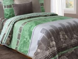 Двуспальное постельное белье из бязи «Органик»