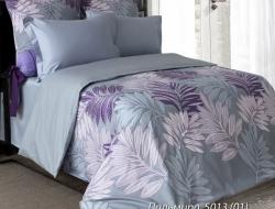 Двуспальное постельное белье из бязи «Пальмира 5013(01)»