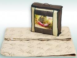 Полуторное одеяло 140х205 Nesaden «Экосоня-верблюд»