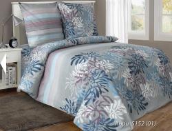 Полуторное постельное белье из бязи «Анри»