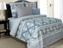 Полуторное постельное белье из бязи «Бивис 02»