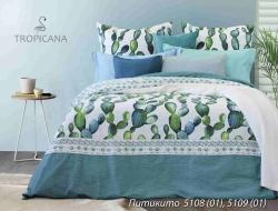 Полуторное постельное белье из бязи «Питикито»