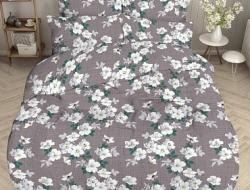 Полуторное постельное белье из бязи «Рафаэло»
