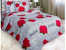 Полуторное постельное белье из бязи «Шарм»
