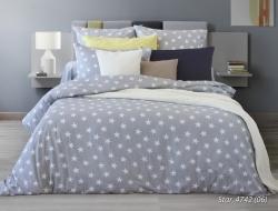 Двуспальное постельное белье из бязи «STAR»