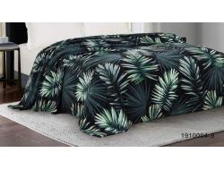 Двуспальное постельное белье из бязи «Тропики»