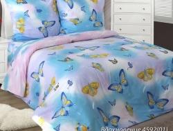 Полуторное постельное белье из бязи «Вдохновение»